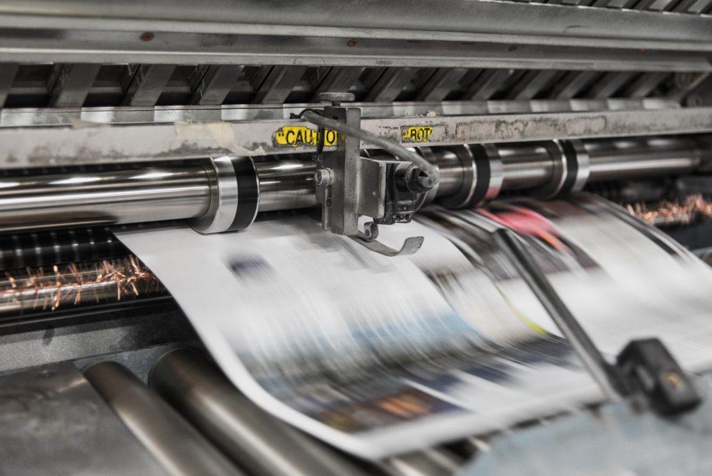 printing press in swindon