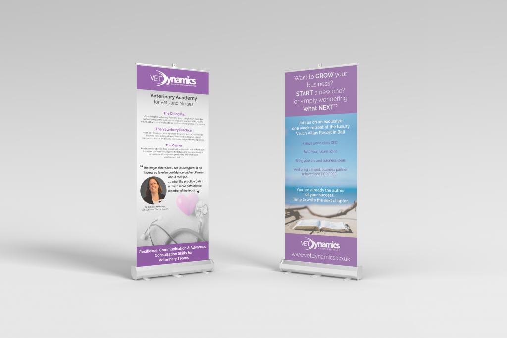 pop up banner swindon printing